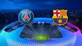 Champions League : 10/03 : PSG - Barcelone (Les buts)