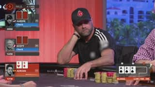 Adrián Mateos au Caribbean Poker Party 2019 - épisode 13