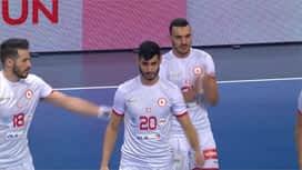 Rukometne kvalifikacije za Olimpijske igre : CRO - TUN / Hrvatska - Tunis - 1. poluvrijeme