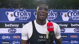 Croky Cup : 14/03 : Paul Onuachu (Genk)