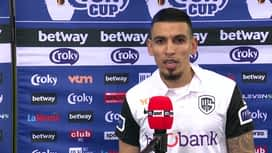 Croky Cup : 14/03 : Daniel Muñoz (Genk)