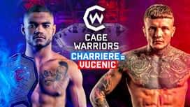 MMA Cage Warriors en replay