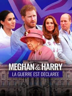 Meghan et Harry : la guerre est déclarée