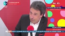 L'invité de 7h50 : Philippe Goffin (17/03)