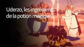 Uderzo, les ingrédients de la potion magique en replay
