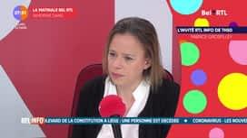 L'invité de 7h50 : Caroline Desir
