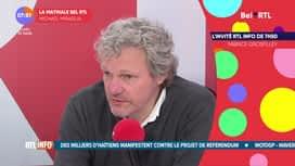 L'invité de 7h50 : Thierry Bodson