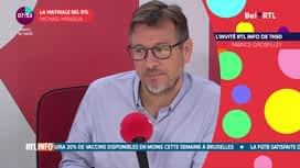 L'invité de 7h50 : Jean-Christophe Goffard (30/03)