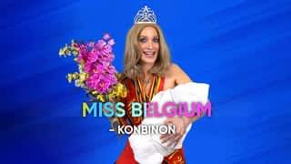 Konbinon : Miss Belgique