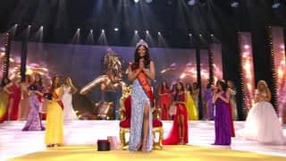Miss Belgique 2021 est...