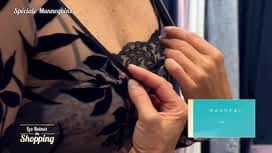 Les reines du shopping : Spéciale mannequins - Osez une pièce de lingerie dans votre tenue 5/5