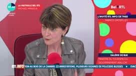 L'invité de 7h50 : Valerie De Bue (02/04)