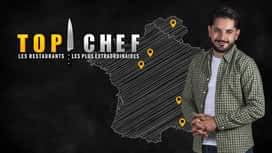 Top chef : les restaurants les plus extraordinaires en replay
