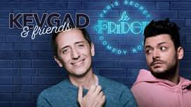 KEVGAD & Friends en replay