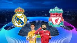 Champions League : 06/04 : Real Madrid - Liverpool (Les buts)