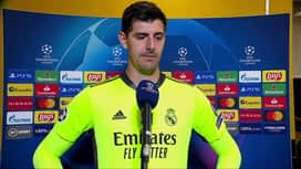 Champions League : 06/04 : Thibaut Courtois (Real Madrid)