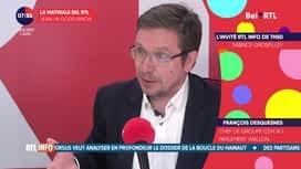 L'invité de 7h50 : François Desquesnes (07/04)