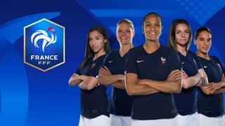 Football - Équipe de France féminine