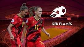 Red Flames : 08/04 : Belgique - Norvège (Les buts)