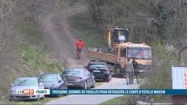 RTL INFO 19H : Disparition d'Estelle Mouzin: les recherches continuent dans les Ar...