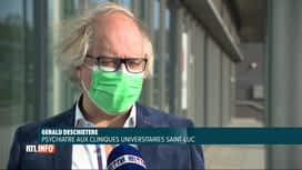 RTL INFO 19H : Coronavirus: les complications neuro-psychiatriques après la maladie