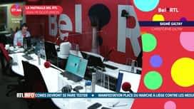 La matinale Bel RTL : Emission du 09/04