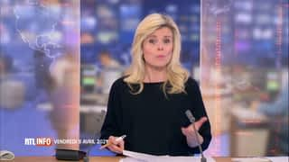 RTL INFO 19H : RTL INFO 19 heures (09/04/21)