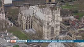 RTL INFO 19H : Décès du prince Philp: les hommages se multiplient outre-Manche et...