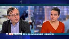 RTL INFO 19H : Coronavirus: Yves Van Laethem est l'invité du RTLINFO 19 heures