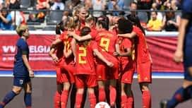 Red Flames : 11/04 : Belgique - Irlande (Les buts)