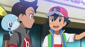 Pokemon : S23E37 Joyeuses retrouvailles sous le soleil d'Alola !