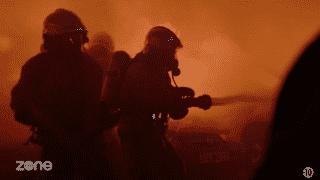 Pompiers de Paris : un an au cœur d'une unité d'élite