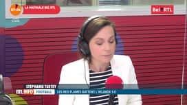 La matinale Bel RTL : Emission du 12/04