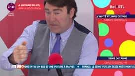 L'invité de 7h50 : Denis Ducarme