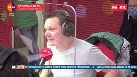 La matinale Bel RTL : Emission du 13/04