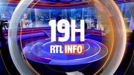 RTL INFO 19H : Les titres du RTLInfo19H