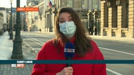 RTL INFO 19H : Coronavirus: la Belgique va-t-elle administrer les vaccins Johnson...