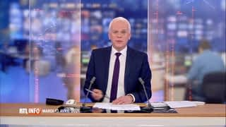 RTL INFO 19H : RTL INFO 19 heures (13/04/21)