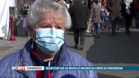 RTL INFO 13H : Codeco: les priorités des Belges s'ils pouvaient décider aujourd'hui