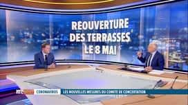 RTL INFO 19H : Codeco: réaction de Fabian Hermans pour la Fédération Horeca mécont...