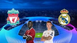 Champions League : 14/04 : Liverpool - Real Madrid