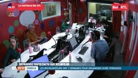 La matinale Bel RTL : Emission du 15/04