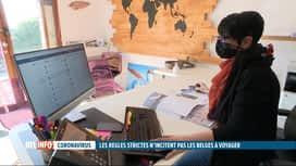 RTL INFO 13H : Coronavirus: les vacanciers ne se pressent pas dans les agences de ...