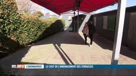 RTL INFO 13H : Coronavirus: investir sur les terrasses sera-t-il rentable pour...