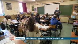 RTL INFO 13H : Coronavirus: éclairage sur l'évaluation des élèves en fin d'année