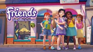 Friends : Cinq filles en mission