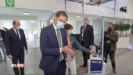 RTL INFO 19H : Coronavirus: la situation des soins intensifs conditionne le déconf...