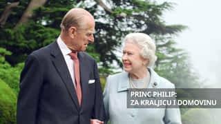 Princ Philip: za kraljicu i domovinu