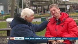 RTL INFO 13H : Lommel: l'indignation après le passage à tabac d'un handicapé