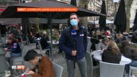 RTL INFO 13H : Coronavirus: certains Belges profitent des terrasses au Luxembourg